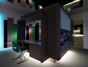 Hoteltherapy, architettura itinerante per le strutture alberghiere 3