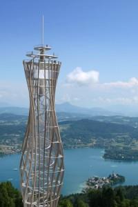 Torre panoramica in legno più alta del mondo 3