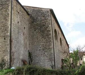 Chiesa di Sant'Agostino, intervento di consolidamento 3