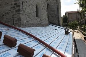Il restauro della chiesa di San Michele Arcangelo a Mattaleto 2