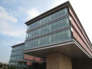 Palazzo CESI – regolazione automatica delle schermature solari