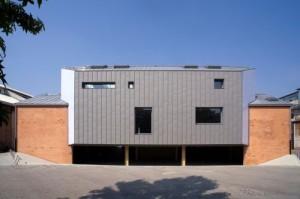 Ex capannone industriale in zona Tortona a Milano rivestito in zinco titanio VMZINC 3