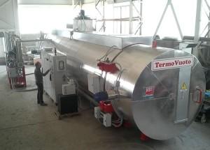 Progetto Thermovacuum, per migliorare le prestazioni del legno 3