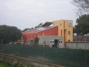 Sede del Consorzio Marina di San Nicola con portoni Breda 3