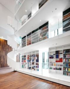 Education Centre dell'Università Erasmus MC a Rotterdam 3