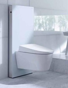 Problemi di spazio nel bagno? Con AQUACLEAN SELA risolvi! 3