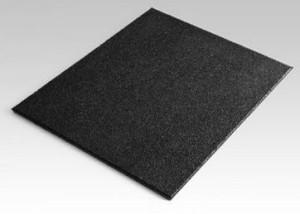 Pavimento a piastrella per Crossfit modello Virtus 50x50x10