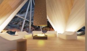 AQUA DOME: più stanze e una nuova SPA per le futuristiche terme 3