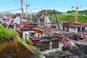 Il raddoppiamento del Canale di Panama 3