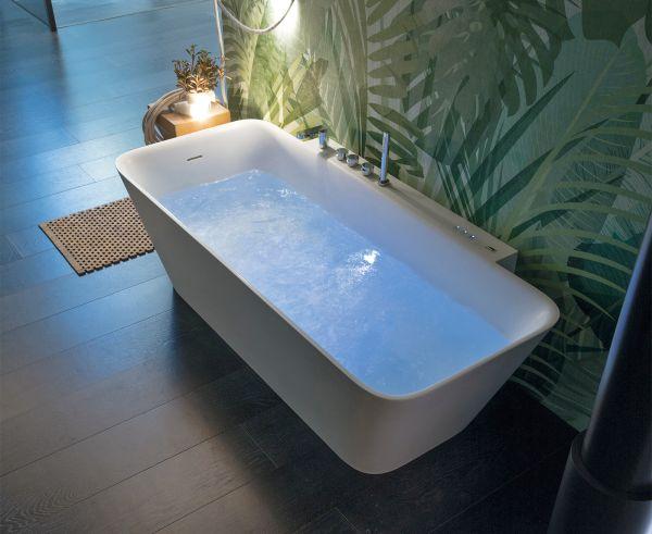 La nuova vasca Calle in Tecnotek di Gruppo Geromin