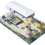Il giardino a cielo aperto della Sport Therapy