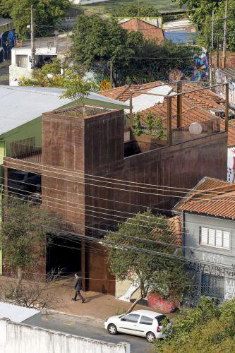 studio ARCHEA. Rua Harmonia, SanPaolo, 2015