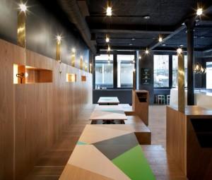 Nuovo ristorante londinese di sushi Yoobi 2