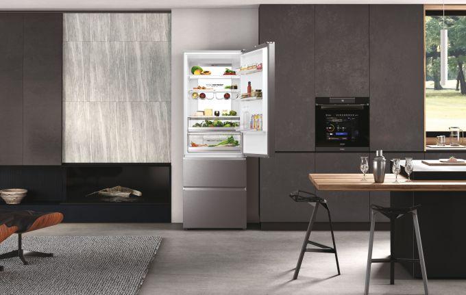frigorifero connesso di Haier, 3D 70 Series 7
