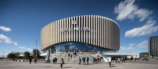Royal Arena inaugurata a Copenhagen a febbraio 2017