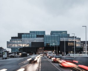 Blox. Uno dei principali progetti di Copenhagen per lo sviluppo urbano