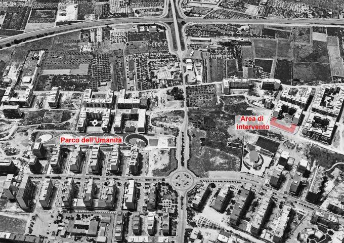 Barletta, l'area di edilizia economica e popolare dove verrà realizzato l'Affordable Housing