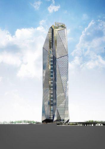 La HEKLA TOWER in via di realizzazione a Parigi