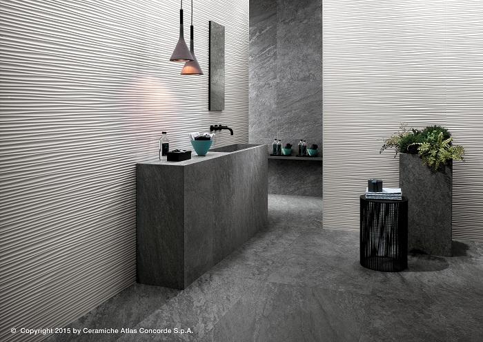 3D Wall Design, superfici tridimensionali