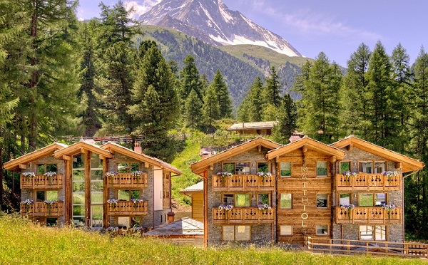 Matthiol Boutique Hotel 4* a Zermatt