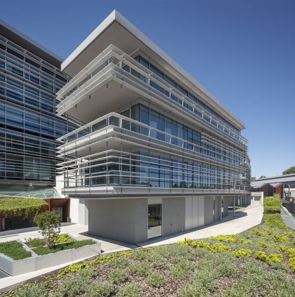 Il quartier generale di Sandvik Italia a Milano