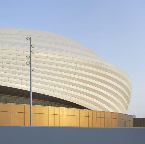 Al Wakrah Stadium: inaugurato in Qatar il primo degli stadi per i mondiali del 2022