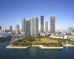 Miami, l'architettura fluida di ZHA