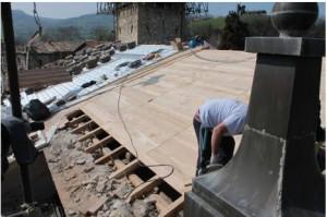 Il restauro della chiesa di San Michele Arcangelo a Mattaleto 3