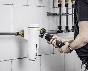 Acqua più pura e impianti più protetti con i filtri meccanici RE.FINE