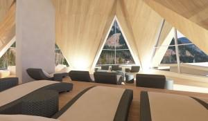 AQUA DOME: più stanze e una nuova SPA per le futuristiche terme 4