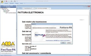 Fattura elettronica per PA 4