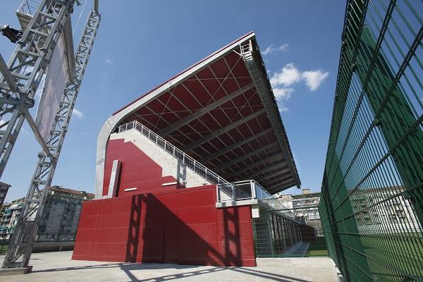 Stadio di Torino ristrutturato