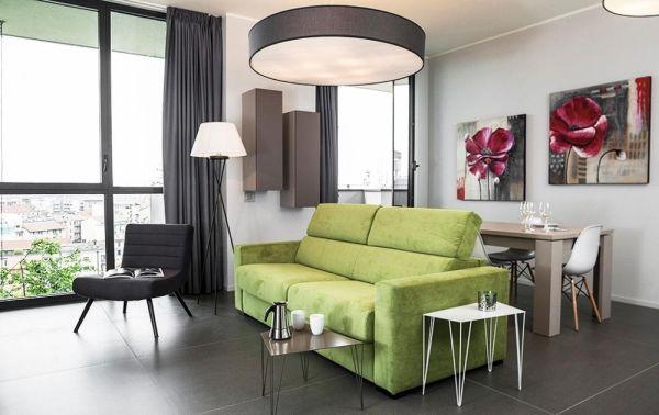 Appartamento al Bosco Verticale Porta Nuova, Milano