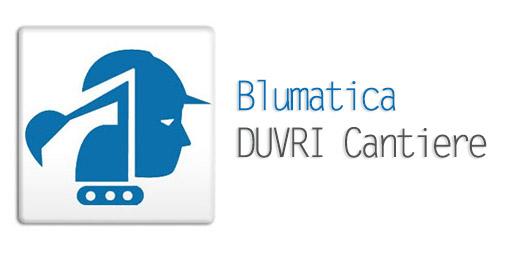 logo Blumatica DUVRI cantiere