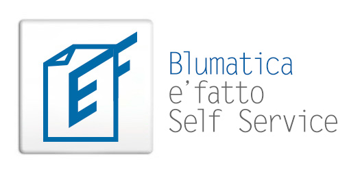 Blumatica e'fatto Self Service