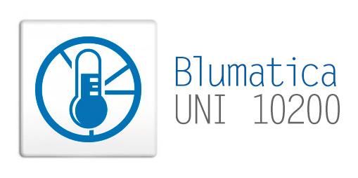 Blumatica UNI 10200