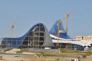 Impermeabilizzazione innovativa per l'Heydar Aliyev Cultural Center di Baku 5