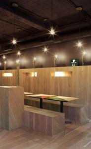 Nuovo ristorante londinese di sushi Yoobi 4