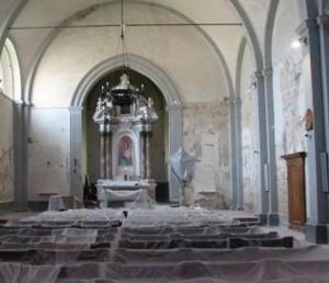 Chiesa di Sant'Agostino, intervento di consolidamento 5