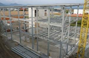 Uffici Vanoncini spa - CasaClima Classe ORO, Mapello (BG)