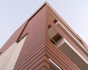 Trespa® Meteon®: pannelli in HPL per rivestimenti di facciata