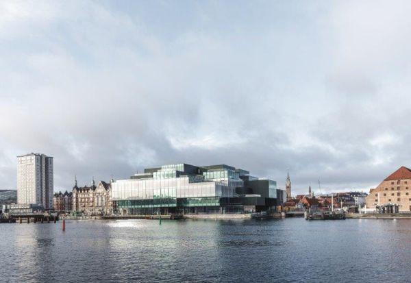Il BLOX, sede di DAC - Danish Architecture Center