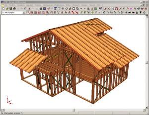 CMP - Telaio in legno