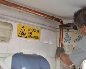 Viega nell'impianto a gas oltre 35 kW 5