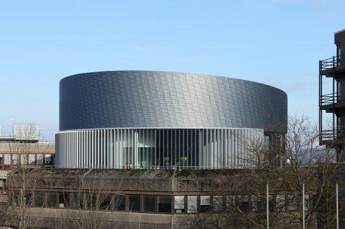 Lesesaal - Bibliothek Universität Wuppertal (Germany)