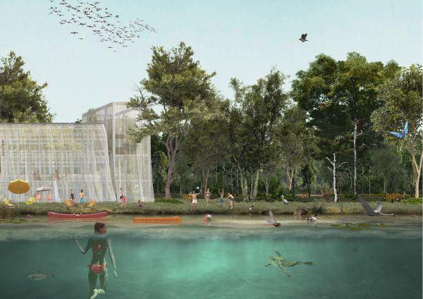 Riqualificazione ex scalo Farini a Milano: per l'area di San Cristoforo è previsto un sistema di depurazione delle acque
