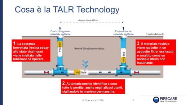 TALR Tech descrizione