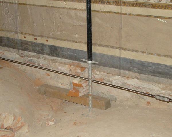Incatenamenti sottopavimento for Catene arredamento casa