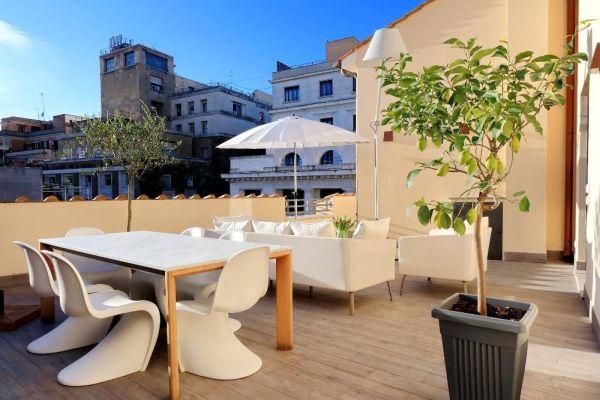 Soggiornare in location da sogno per una notte for Affitto appartamento barberini roma