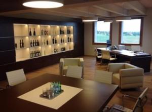 Nuova sede della azienda vitivinicola Umberto Cesari 8